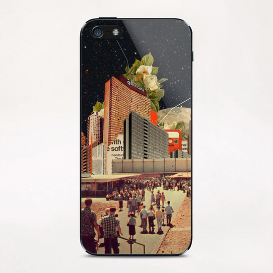 Software Road iPhone & iPod Skin by Frank Moth