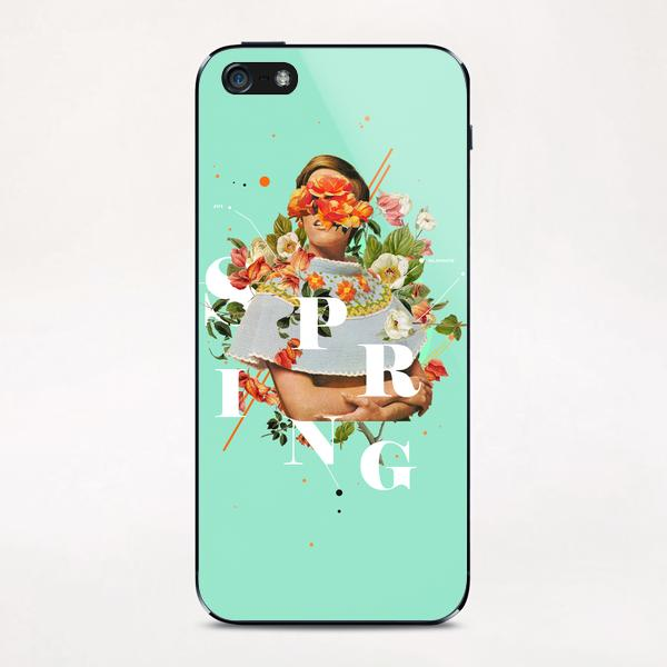 Spring iPhone & iPod Skin by Frank Moth