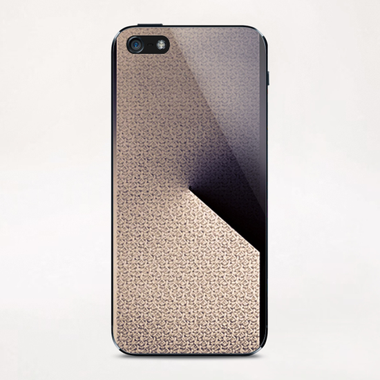 Stand. iPhone & iPod Skin by rodric valls