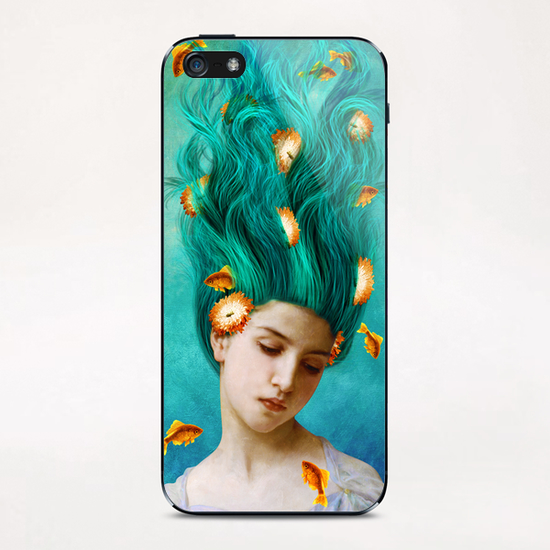 Sweet Allure iPhone & iPod Skin by DVerissimo