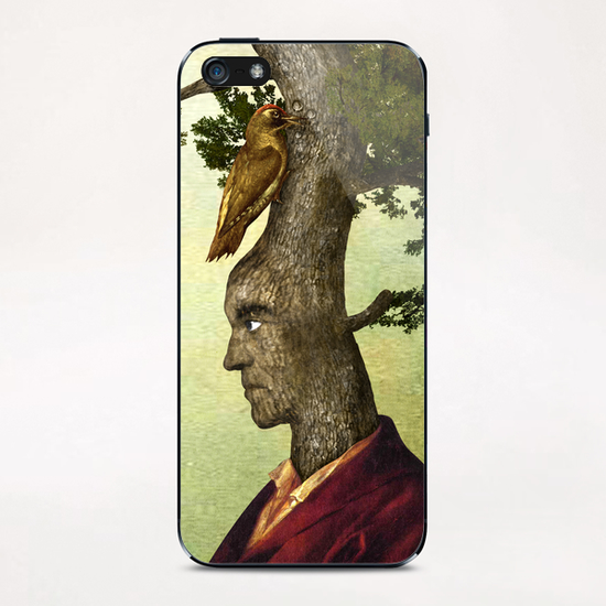 Tenacious iPhone & iPod Skin by DVerissimo
