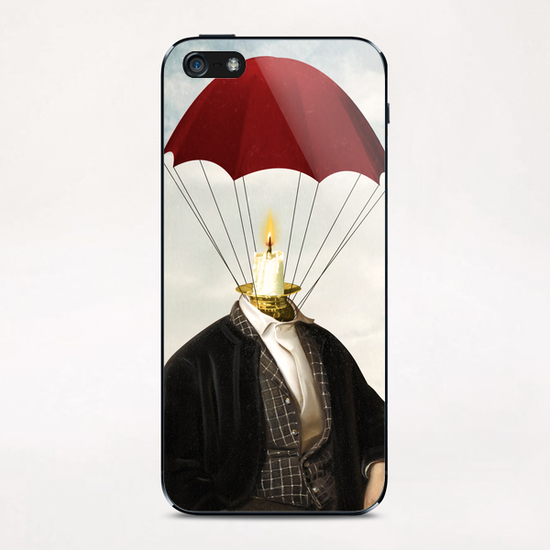 The Daydreamer iPhone & iPod Skin by DVerissimo