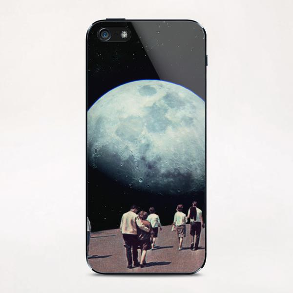 Way Back Home iPhone & iPod Skin by Frank Moth