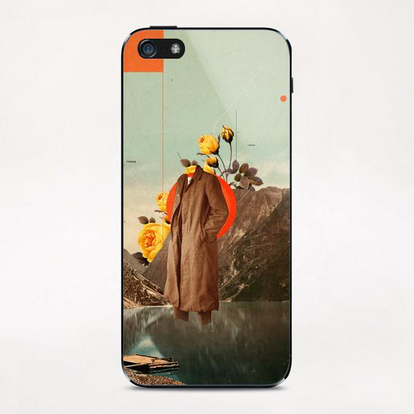 You Will Find Me There iPhone & iPod Skin by Frank Moth