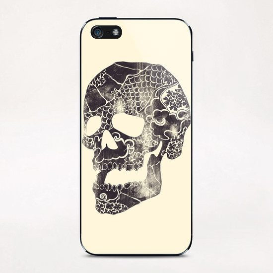 Ancestors iPhone & iPod Skin by Tobias Fonseca