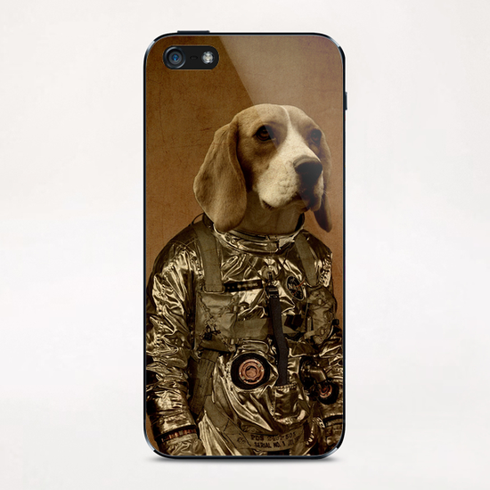Beagle iPhone & iPod Skin by durro art