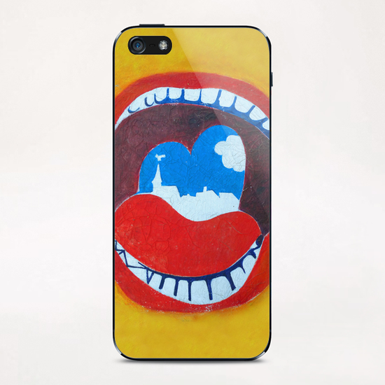 Souvenir de Province iPhone & iPod Skin by Georgio Fabrello