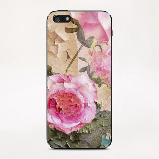 Roses de Lourmarin iPhone & iPod Skin by Ivailo K