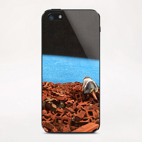 breakthrough iPhone & iPod Skin by livingferal aka tracy jager
