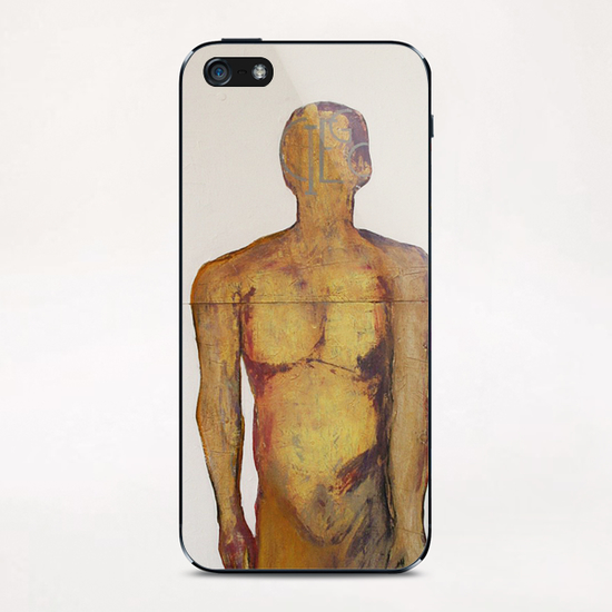Ciego iPhone & iPod Skin by Pierre-Michael Faure