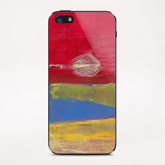 Coucher de Soleil iPhone & iPod Skin by Pierre-Michael Faure