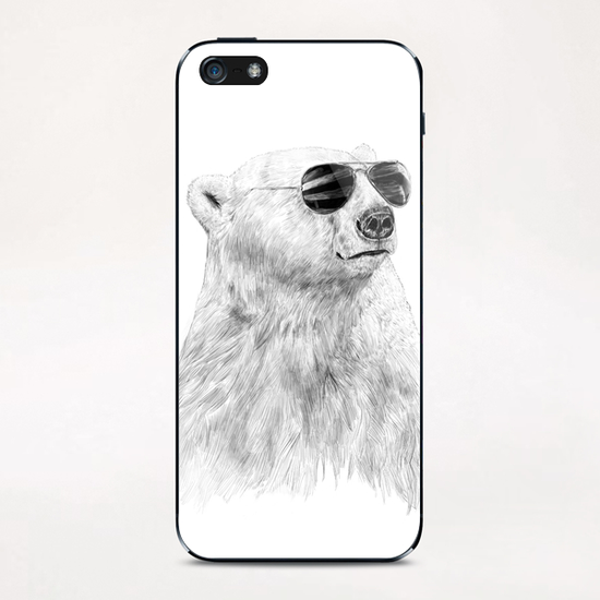 Don't let the sun go down iPhone & iPod Skin by Balazs Solti