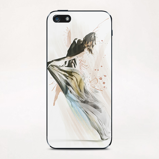 Drift iPhone & iPod Skin by Galen Valle