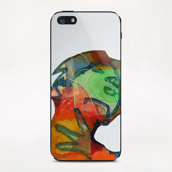 Feeling iPhone & iPod Skin by Pierre-Michael Faure