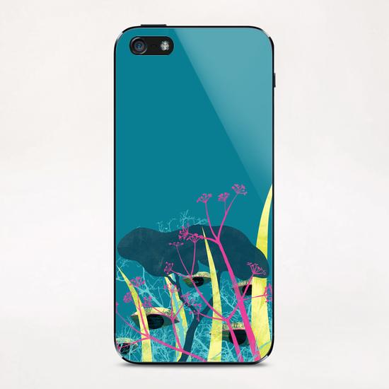 la foresta di circe iPhone & iPod Skin by junillu