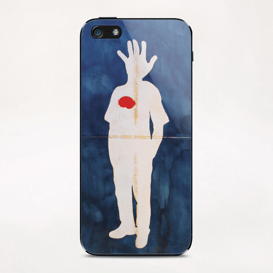 Giorgio iPhone & iPod Skin by Pierre-Michael Faure