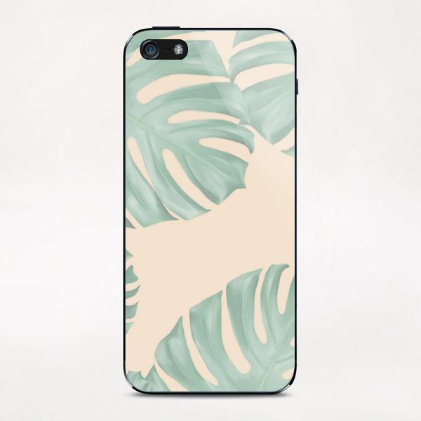 Monstera Suara iPhone & iPod Skin by Nettsch