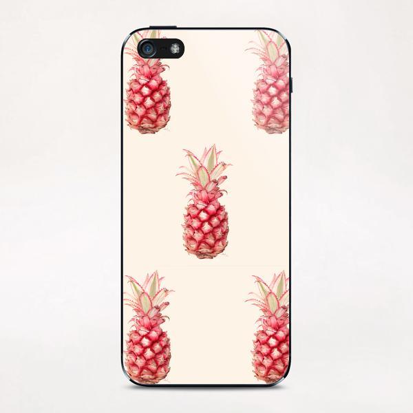 Pina iPhone & iPod Skin by Nettsch