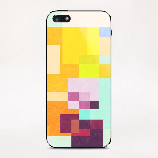 No Plan iPhone & iPod Skin by AnaiGreog