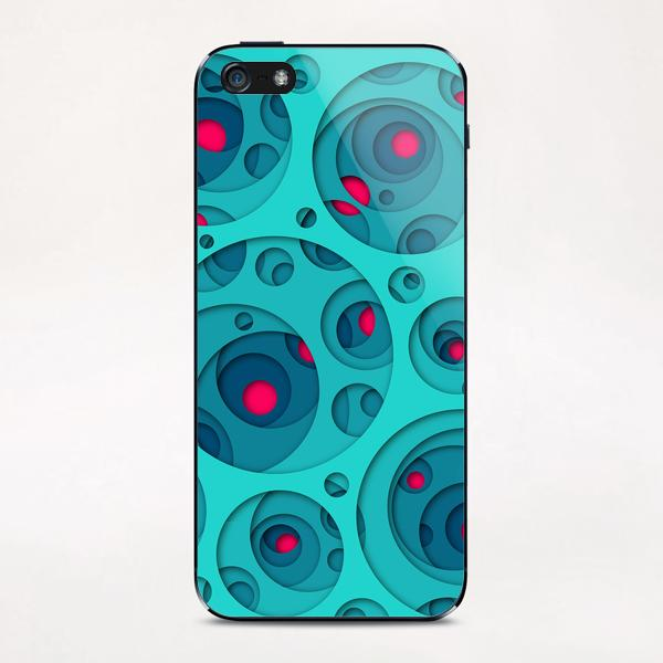 Interarea #11 iPhone & iPod Skin by Azarias