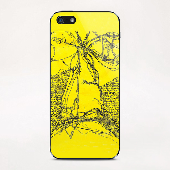 Le Roi iPhone & iPod Skin by Pierre-Michael Faure