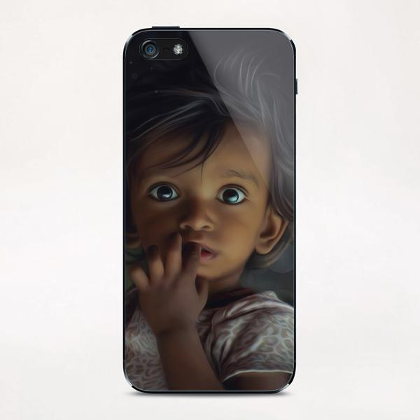 Little Boy iPhone & iPod Skin by AndyKArt
