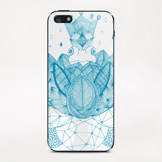 once upon a time... iPhone & iPod Skin by Laurene