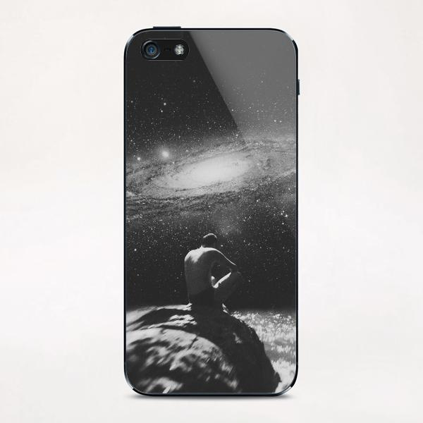 Pantheism iPhone & iPod Skin by lacabezaenlasnubes