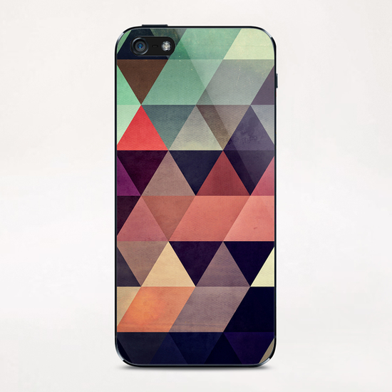 tryypyzoyd iPhone & iPod Skin by spires