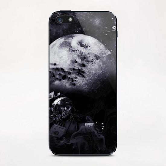 Dark of the Moon iPhone & iPod Skin by dEMOnyo