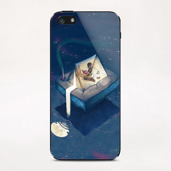 Dreaming iPhone & iPod Skin by Andrea De Santis