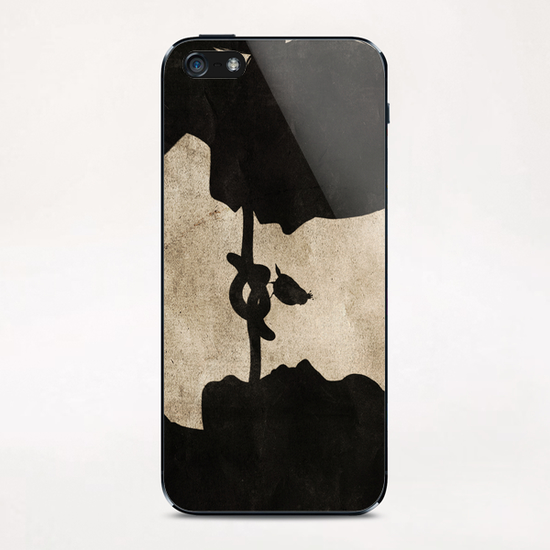 Tied up iPhone & iPod Skin by Seamless