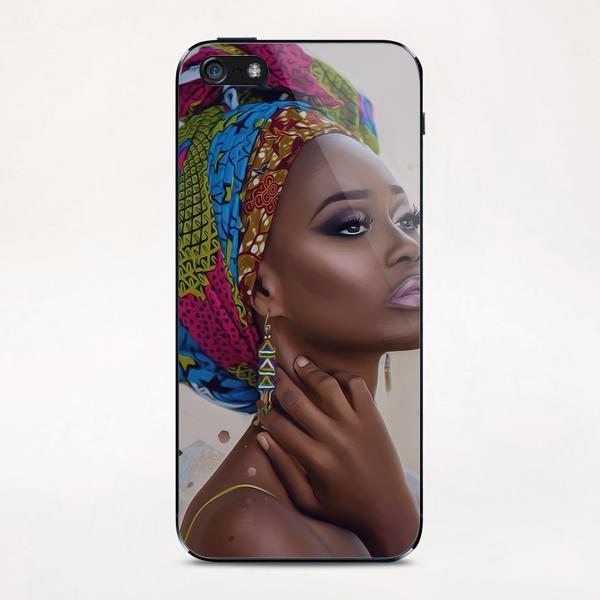 Queen iPhone & iPod Skin by AndyKArt
