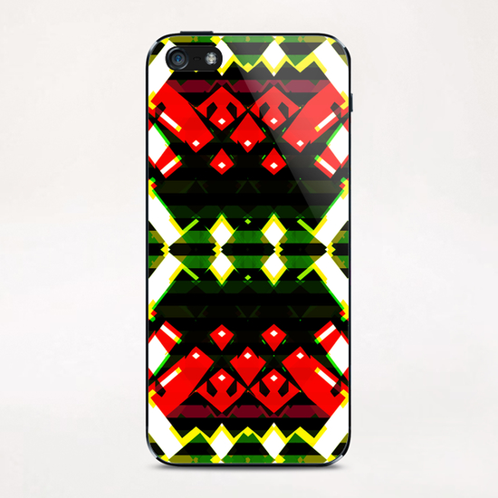 SOMETHING WICKED iPhone & iPod Skin by Chrisb Marquez