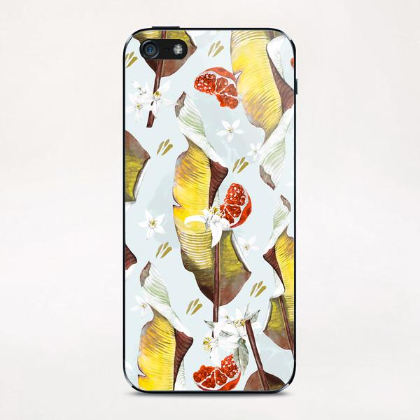 Tropical life iPhone & iPod Skin by mmartabc