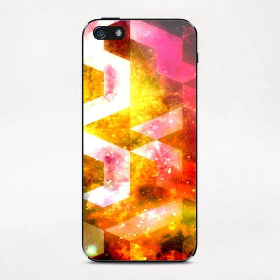 UNIVRANGLE iPhone & iPod Skin by Chrisb Marquez