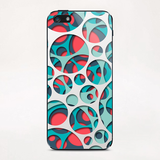 Interarea #03 iPhone & iPod Skin by Azarias