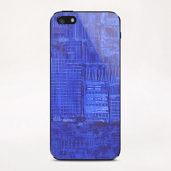 Ville Azur iPhone & iPod Skin by di-tommaso