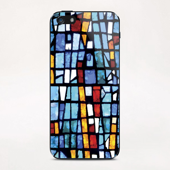 Vitrail iPhone & iPod Skin by Georgio Fabrello