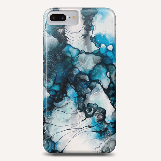 The Blues Scale Phone Case by darling