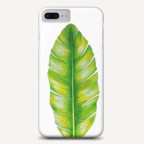 Banana Leaf Phone Case by Nika_Akin