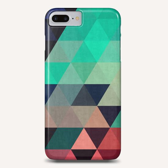 Pattern cosmic triangles I Phone Case by Vitor Costa