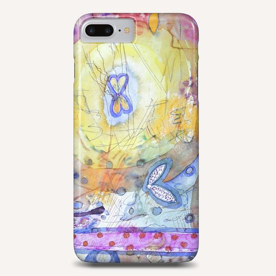 Creation with Wings Phone Case by Heidi Capitaine