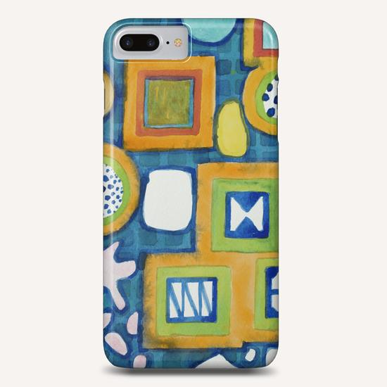 Cluster of Wall Objects Phone Case by Heidi Capitaine