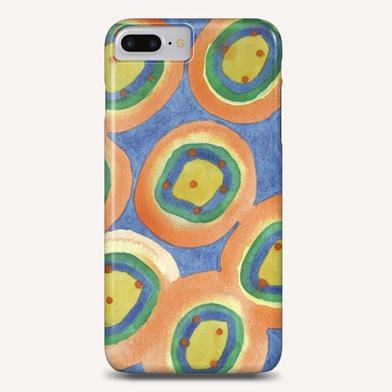 . Merry Circles arranged  to a big Circle  Phone Case by Heidi Capitaine