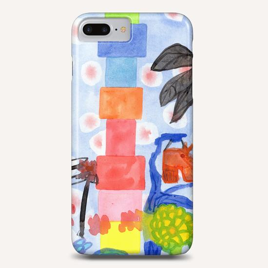 Shoe Tree Phone Case by Heidi Capitaine