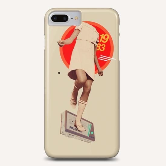1983 Phone Case by Frank Moth