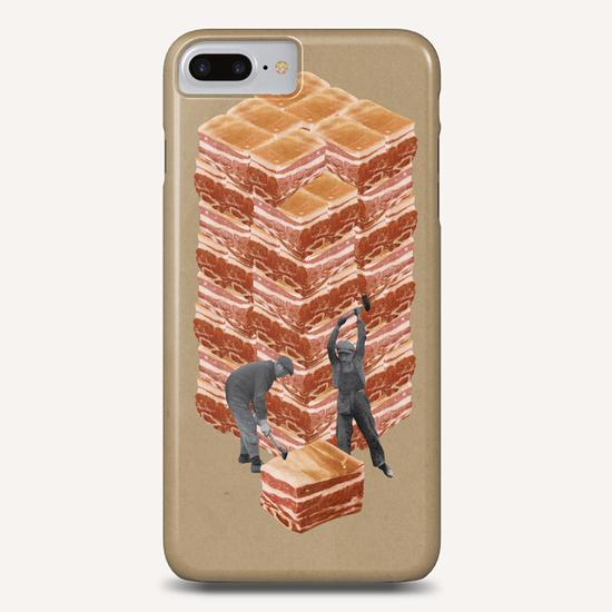 Working Class Phone Case by Lerson