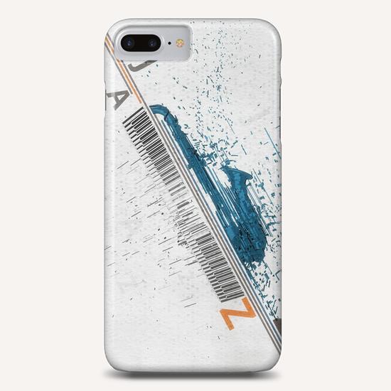Jazz Festival Phone Case by cinema4design