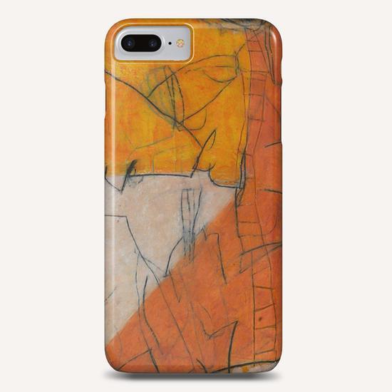 Composition 8 Phone Case by Jean-Noël Bachès